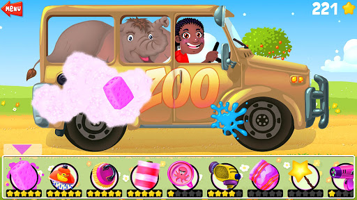 A FREE Car Wash Game - For Kids cheat screenshots 4