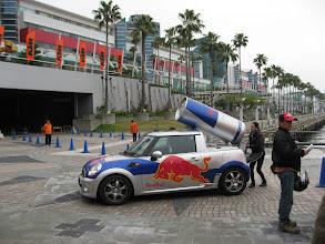 Photo: 炭酸ジェットカー。燃料を分けてもらったら酸っぱかった。