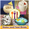 Shakes and Floats Drinks Free icon