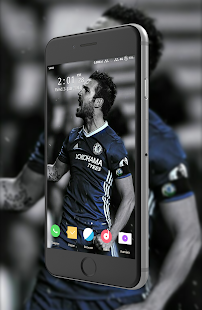 Soccer Player Wallpaper - náhled
