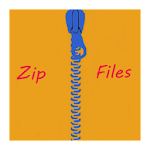 Compress Files Zip Small Size Apk