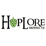 Logo for HopLore Brewing