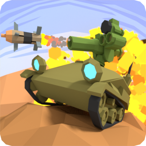 IronBlaster : Online Tank Battle (game)