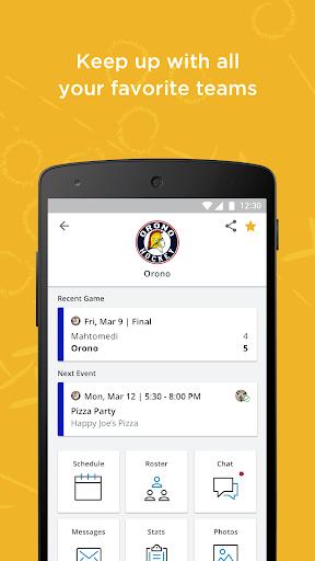 SportsEngine – Sports Team Management screenshot