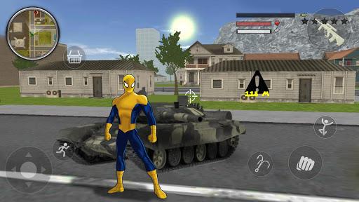 Spider Rope Gangster Hero Vegas screenshot 4
