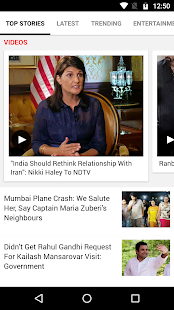 NDTV News - India Screenshot