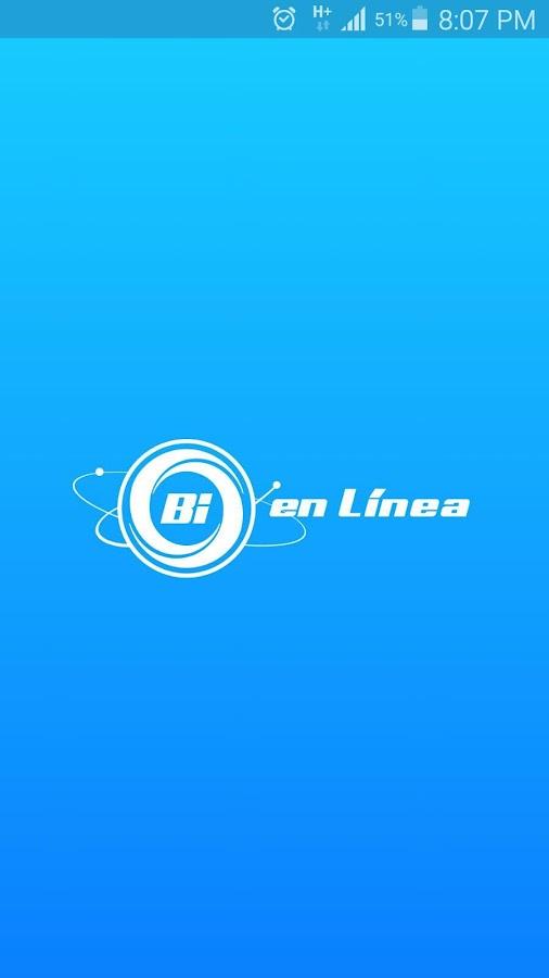 Screenshots of Bi en Línea for iPhone