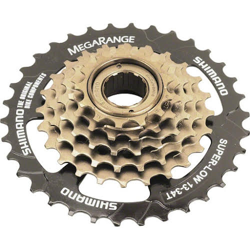 Shimano TZ30 6-Speed 14-34t Freewheel