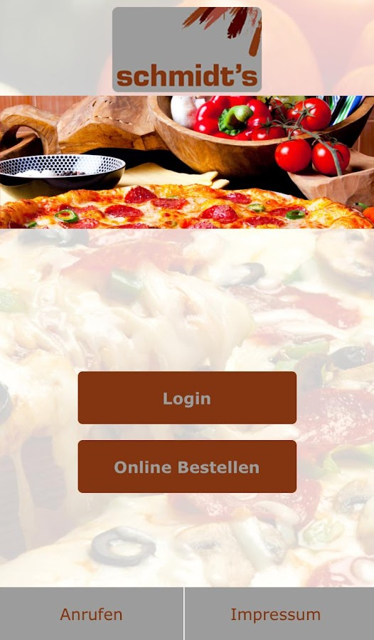 Schmidts Bistro- screenshot