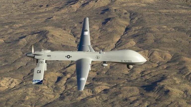 The Predator (MQ-9 Reaper) Drone