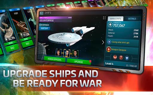 Star Treku2122 Fleet Command screenshots 23
