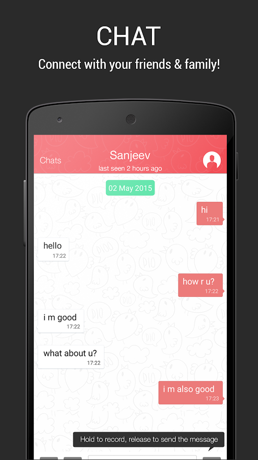 Pinaakyo-Free mail & messaging- screenshot