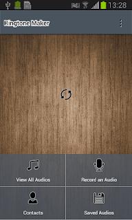 Ringtone Maker - MP3 Cutter screenshot 00
