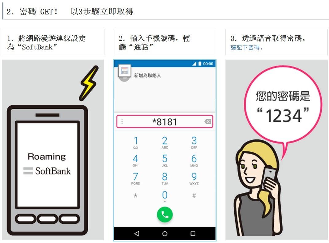 SOFTBANK電信公司提供 全日本免費40萬處wi-fi 上網熱點(附教學)