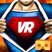 Superhero VR 3D Game