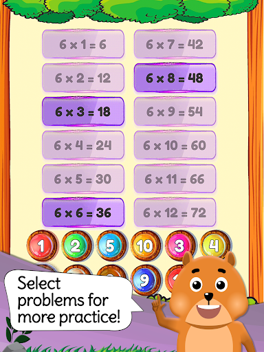 Times Tables & Friends: Free Multiplication Games apkpoly screenshots 15
