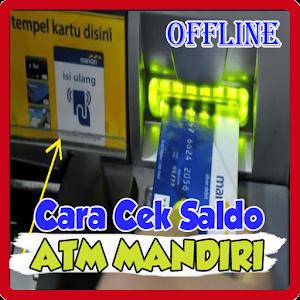 Cara Cek Saldo Atm Mandiri Latest Version For Android Download Apk