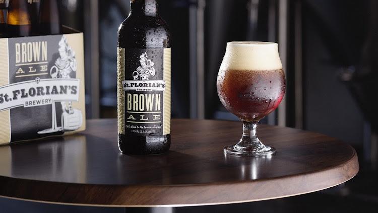 Logo of St. Florians Brown Ale
