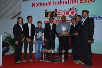 Photo: PressWell Industries, Rajkot Winner Stall