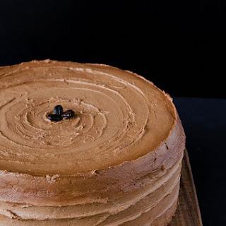 Mocha Mayo Cake (Gluten Free)