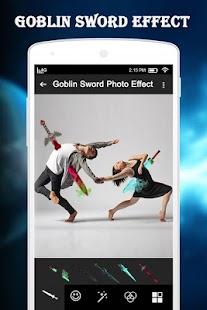 Goblin Sword Photo Editor - náhled