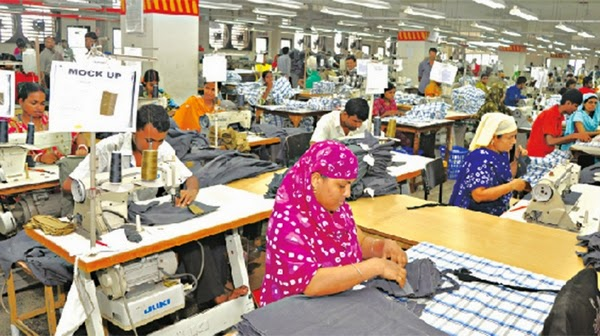 Capacity Study of a Garment Worker