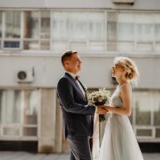 Wedding photographer Asya Molochkova (emptyredhead). Photo of 11.08.2018