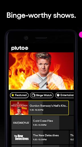 Pluto TV - Free Live TV and Movies screenshot 4