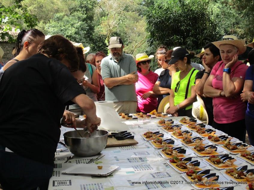 Celebrouse este domingo día 30 de xullo no recentemente arranxado Mercado de San Miguel de Tabagón.