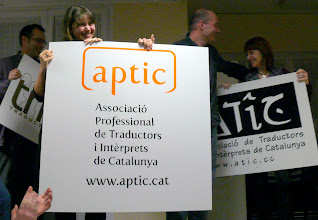 Photo: Per donar pas a la creació de l'APTIC