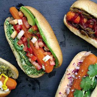Carrot Hot Dog.
