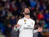 Le Real Madrid veut se débarrasser d'Isco