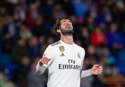 Un blessé de dernière minute pour le Real Madrid