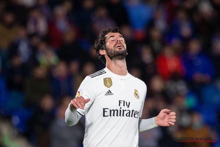 Isco ne se voit pas quitter la Liga et veut rejoindre un autre club espagnol