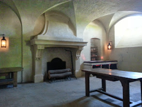 Photo: The royal kitchens