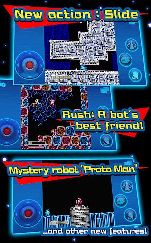 MEGA MAN 3 MOBILE- screenshot thumbnail