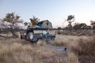 Photo: Beautiful bushcamps all around Botswana / Nádherné buškempy po celé Botswana