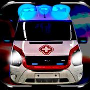 China Ambulance Whit Siren and Light APK