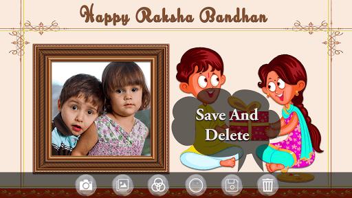 Rakshabandhan Photo Frame 2018 -Rakhi Photo Editor 1.1 screenshots 5
