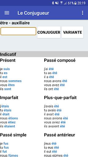 Le Conjugueur  screenshots 1