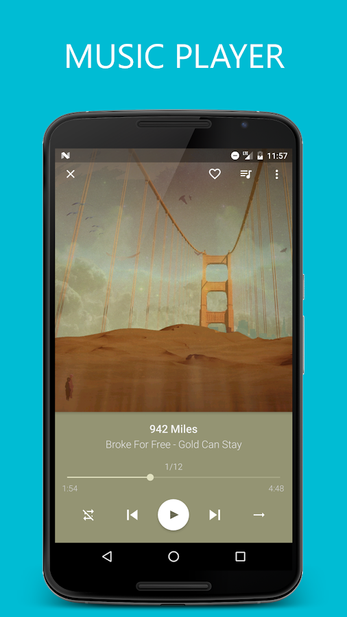 Pixel+ - Music Player- screenshot