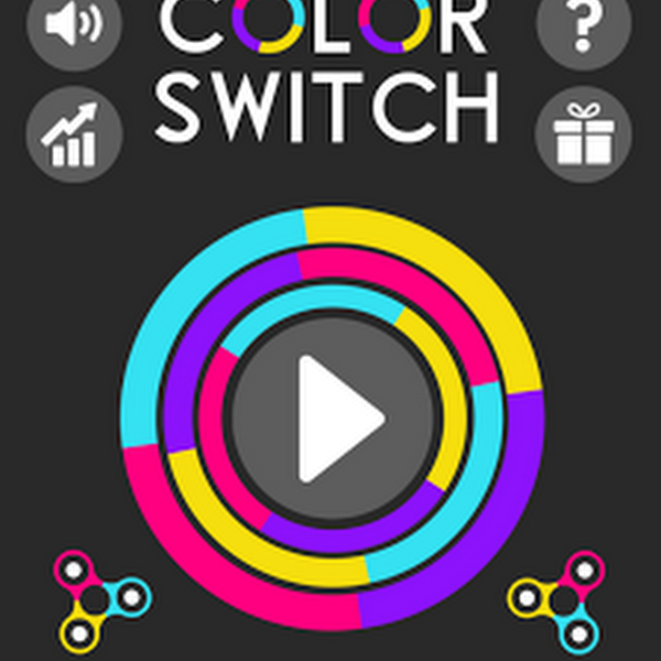 Color Switch v7.8.0 [Mod Stars/All Unlocked/Ads Free]