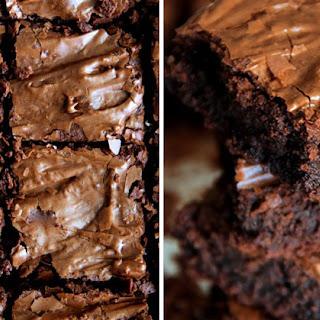 Flourless Brownie.