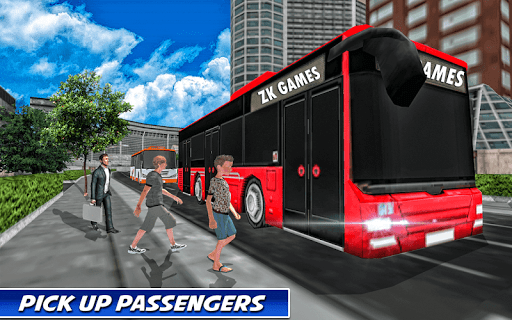 Luxury Coach Bus Simulator: Tourist Luxury Coach screenshots 14