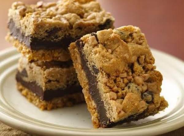 Chocolate Chip Toffee Bars Recipe