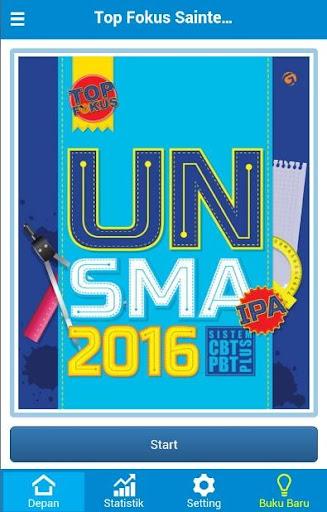 Simulasi UN SMA IPA 2016 GGP