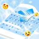 キーボードの雪をGO icon