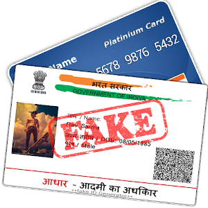 Download Fake ID Card Maker for India APK to PC | Download