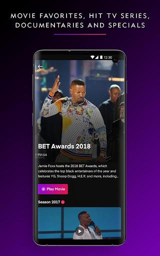 BET+ Screen Shot