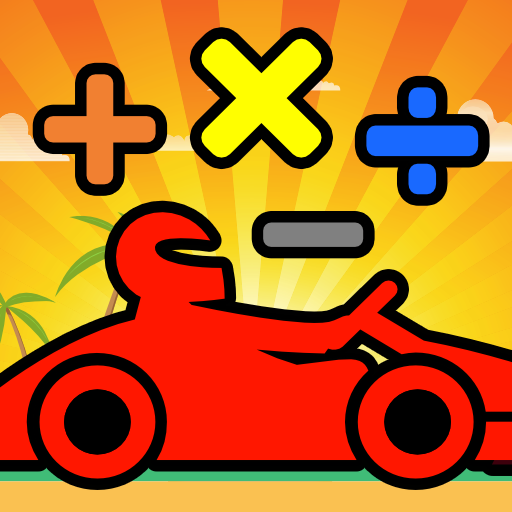 Math Karts Racing